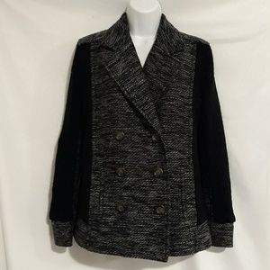 BP sweater blazer